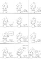 Supplements .BE Comic. p14 by kokido
