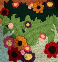 Wildflower1 by CardinalCrocheting
