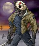 Jason the Wolf Man by AntManTheMagnif