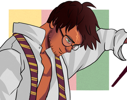 Harry Potter poc by sibandit