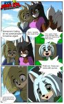kyo VS Sonic.exe Remastered page 1 by DiscoSaeba