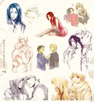Hetalia: Compilation 2 by NuX