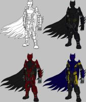 Movie Knightfall: alt. colors by Fishbug