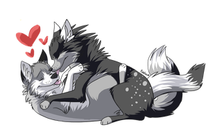Ves And James by SnookiePup