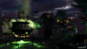 [GUILD WARS 2] Lion's Arch - Halloween 2012 by SirLeo09