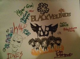 BVB Army Collage by krazypunkkid23