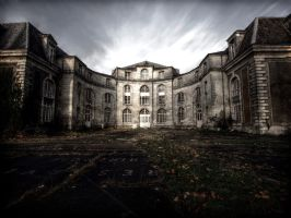 Hospital Lost 14 by fibreciment