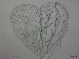 Shattered Tornmental Heart by Remy1983
