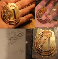 Compilation WIP of pendant by connerchristopher