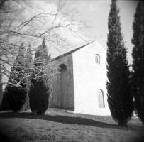 Holga in Provence by Nirka