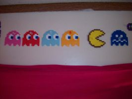Pinky Blinky Inky Clyde Pacman by coldplay3277