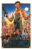 Big Trouble In Little China by PhetVanBurton