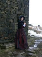Jane Eyre Bronte gown by Abigial709b