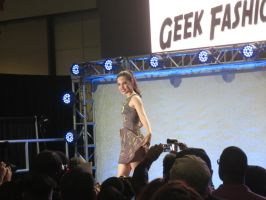 Comikaze Expo 2014: Geek Fashion Show 8 by iancinerate