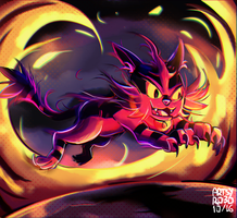 Torracat by MarlonLeal
