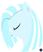 MLP Request - Winter Whitelight minimal by MLPBlueRay