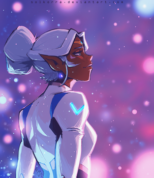 Allura's Memories by SolKorra