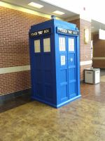 TARDIS Stock 1? by dhbraley