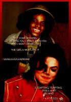 Come On Michael by SimplyDarkerthanDeaF
