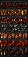 Wood styles by DiZa by DiZa-74