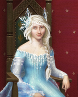 Historical Elsa portrait by Niobesnuppa