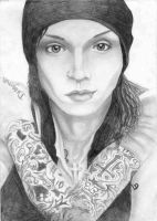 Another Andy :3 by metalgothchick