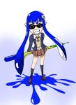 Splatoon Charger Girl by Only1TrueJony