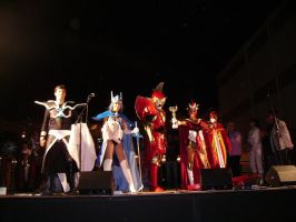 Magic KnightS Award at Romics by AuraRinoa