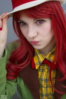 Tomochika Cosplay by CocaBeliLight