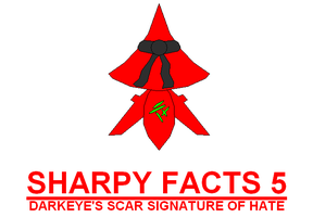 Sharpy Facts 5 by blase005