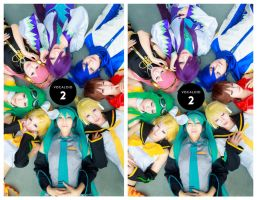 vocaloid 2 family 2 by Godling-Studio