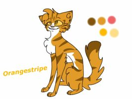 Official Orangestripe Character Sheet 2013 by MOVEDTOHAWKBUTT