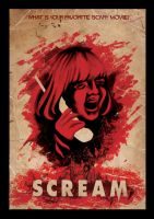 Scream by marvin102019