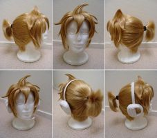 Len 2 wig from VOCALOID by taiyowigs