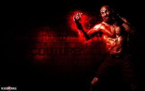 Randy The Natural Couture by MMASportWall1982