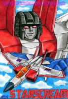 MvMr G1 Starscream by Starshot-seeker
