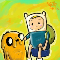 Adventure time by ArtedeNacho