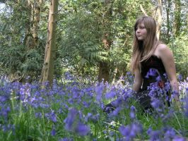 corset and bluebells stock 2 by dark-dragon-stock