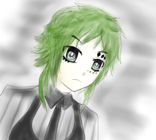 Poker Face- Gumi by XxKurai-sanxX