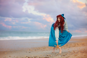 Kiss the Girl Ariel - Cosplay  KristiinaKryptonite by KristiinaKryptonite