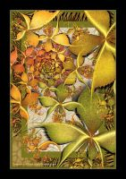 Falling Leaves by Velvet--Glove
