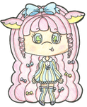 Maribelle Chibi by Cupcake-Kitty-chan