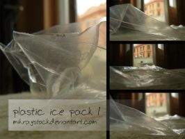 plastic ice pack 1 by Mihraystock