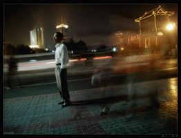 CHINA-Xi'an-06-Slow Down by maladjust