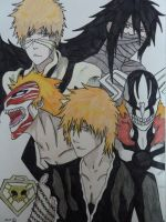 Ichigo transformations by Wolfofshiver
