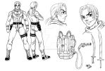 Model-sheet-ylehel by Rael-Mochizuki