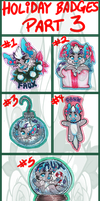HOLIDAY.BADGE.PRICES.PRT3::..+ OPEN by Uriko44