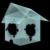 mandelbrot house by sundaymay