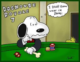 Art Jam: Doghouse Royale by AgentC-24