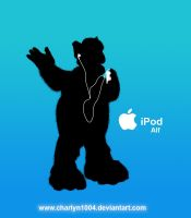 iPod Alf by charlyn1004